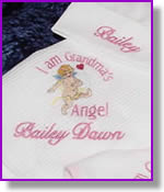 Personalized Baby Gifts by DJ